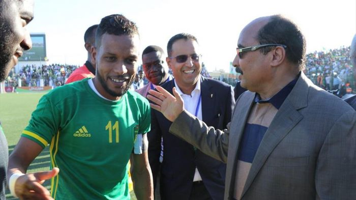 EXCLUSIVE: Mauritania President Ould Abdelaziz to attend country's AFCON debut on Monday