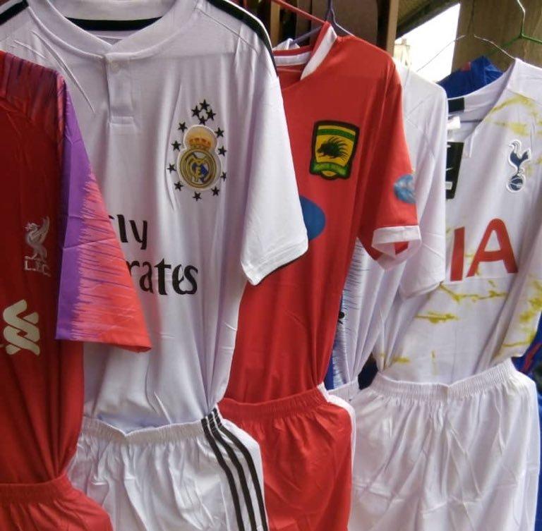 Shopkeeper and son arrested in Kumasi for selling FAKE Asante Kotoko replica jerseys