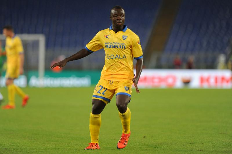 Genoa 'favourites' to sign Ghanaian midfielder Raman Chibsah from relegated Frosinone