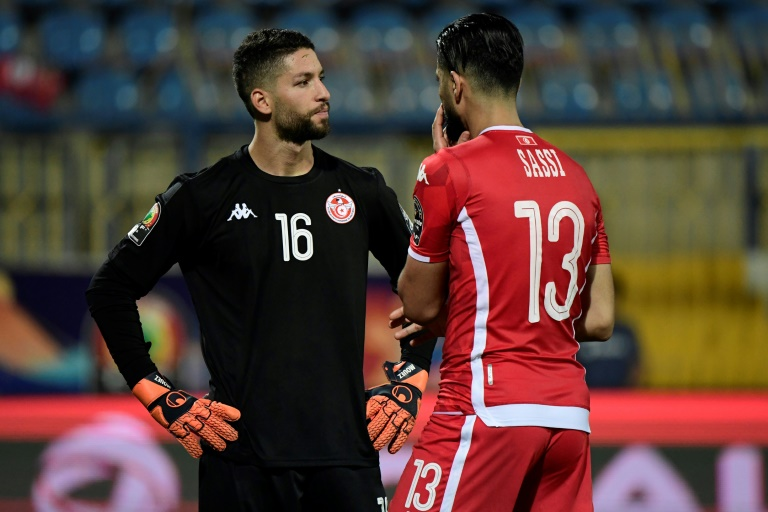 2019 Africa Cup of Nations: Tunisia goalkeeper apologises for furious reaction to shootout switch against Ghana
