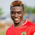 Asante Kotoko sign Patrick Yeboah