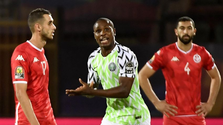 2019 Africa Cup of Nations: Nigeria claim third place as Ighalo pounces on early error