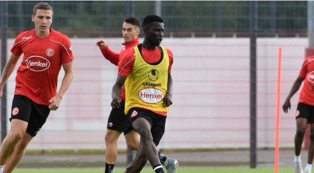 Fortuna Düsseldorf chief expects Nana Ampomah to leave indelible impression on Bundesliga