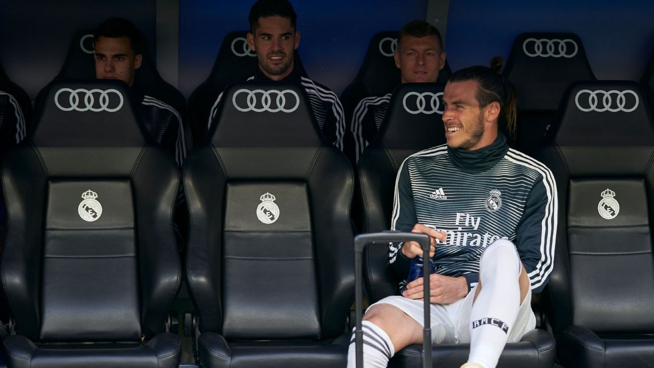 Bale to Inter Milan links are 'rubbish' - agent