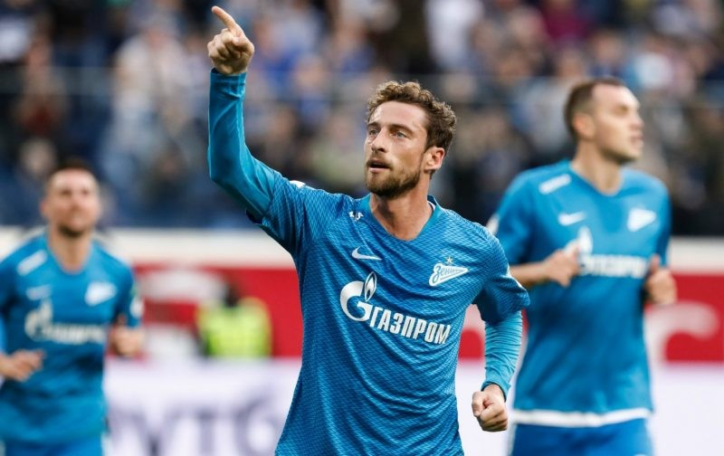 Marchisio leaves Zenit Saint Petersburg