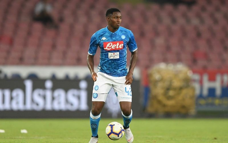 Roma confirm signing of Diawara from Napoli