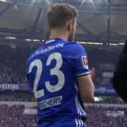 OFFICIAL - Schalke 04 loan TEUCHERT to Hannover