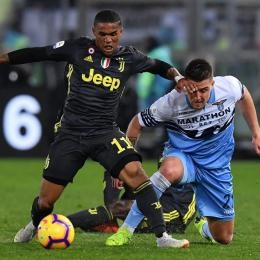 JUVENTUS winger DOUGLAS COSTA starts working ahead of due time