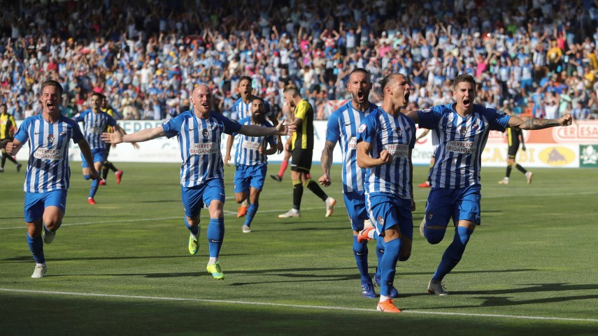 Five things you may not know about Ponferradina