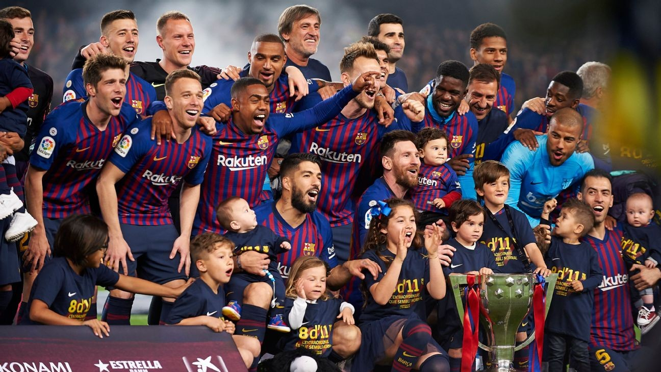 La Liga fixtures: Barca host Real on Oct  27 - Ghana Latest