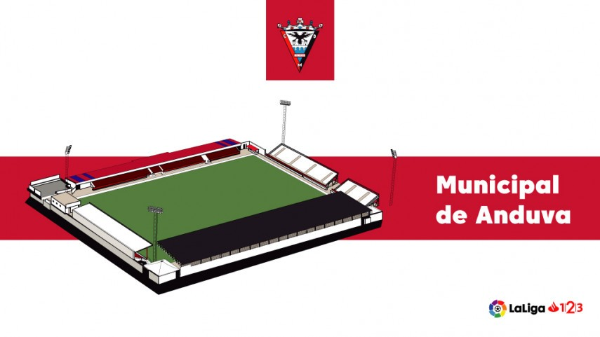 Five things you may not know about the Estadio Municipal de Anduva
