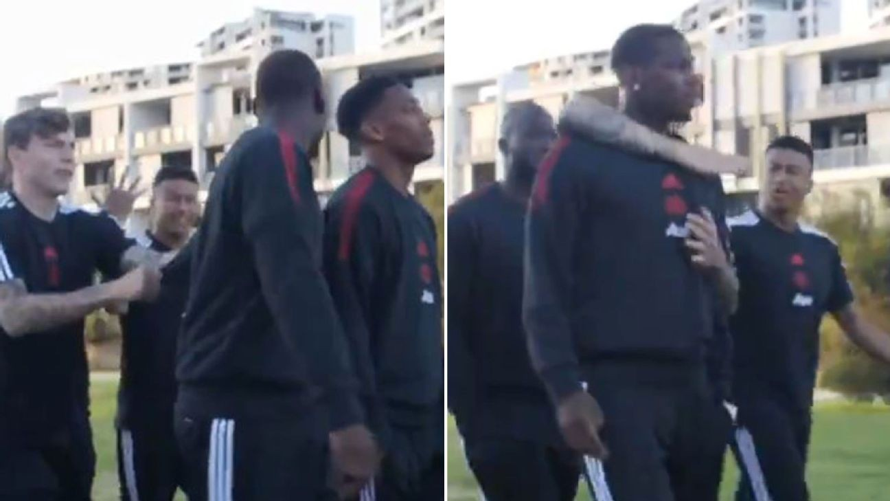 Toe Poke Daily: What was said in Pogba-Lingard 'row' on Man United tour?