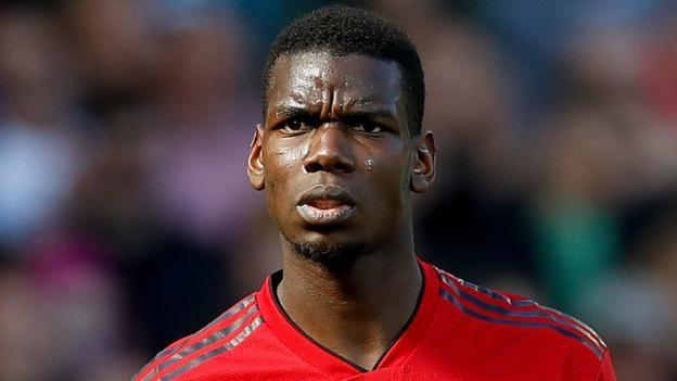 Paul Pogba: Man Utd midfielder's agent hopes for 'satisfying solution'