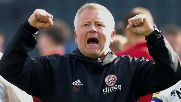 Sheffield United: Chris Wilder signs new three-year deal as manager
