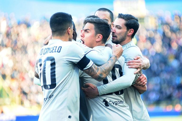 JUVENTUS TO BEGIN AGAIN