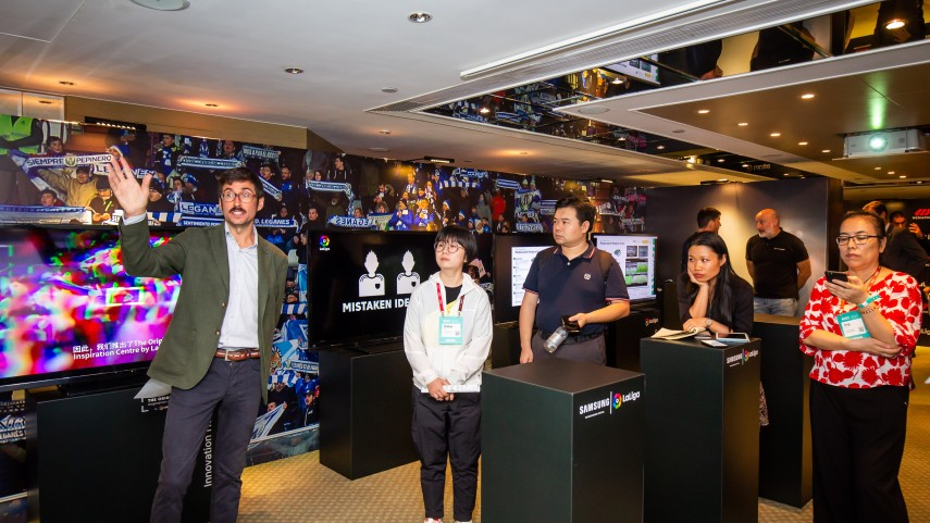 Innovation Hub and AI are star attractions in LaLiga's Innovation Showcase in Hong Kong