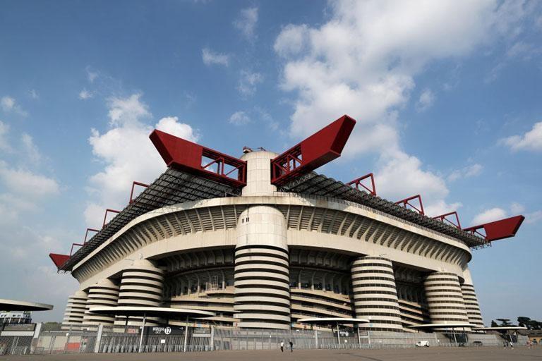 THE NEW MILANO STADIUM