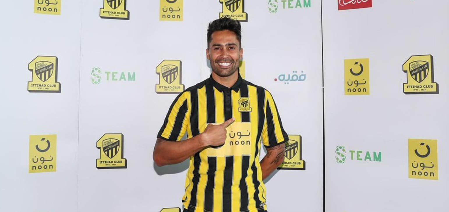 Jiménez and Vecchio join Al Ittihad