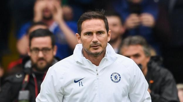 Frank Lampard: Do Chelsea fans really want #LampardOut after pre-season game?