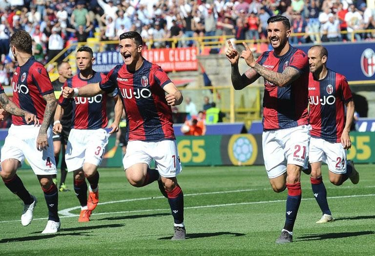 BOLOGNA'S SQUAD FOR TRAINING CAMP IN KASTELRUTH