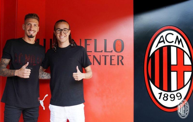 AC Milan propose player swap with Torino