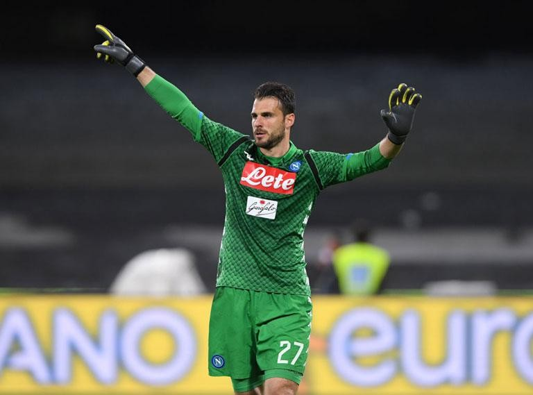 "NAPOLI, KARNEZIS: ""OUR DREAM IS TO WIN SOMETHING BIG"""