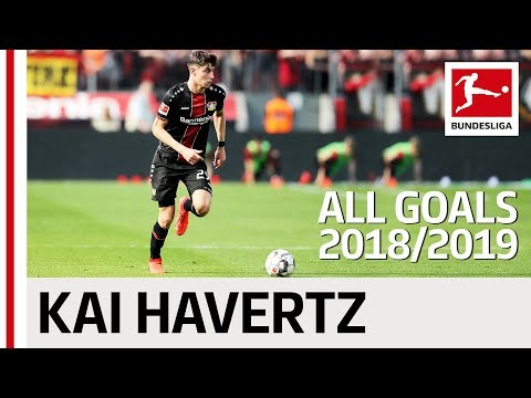Kai Havertz - All Goals 2018/19