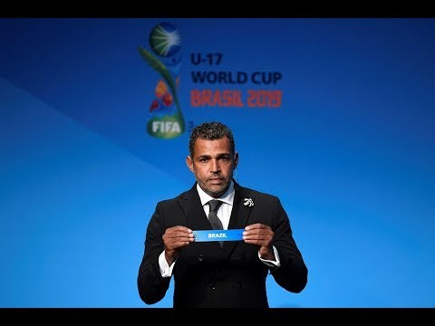 RELIVE: Draw for the FIFA U-17 World Cup Brazil 2019