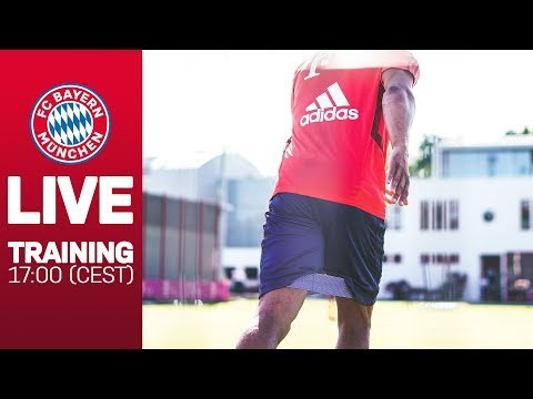 LIVE 🔴 | FC Bayern Training - Neuer, Kimmich & Co. sind zurück!