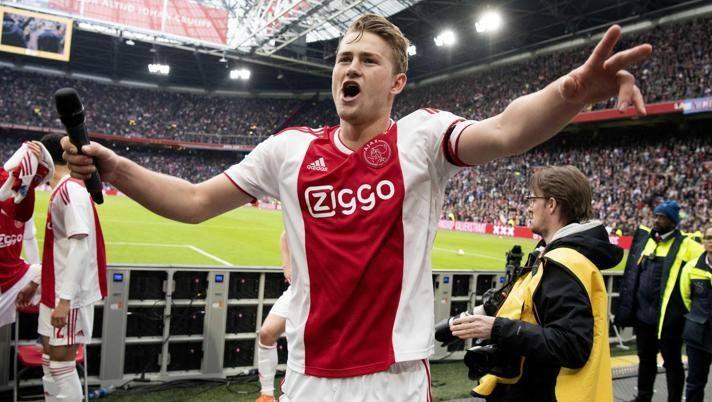 De Ligt one step closer to Juventus move
