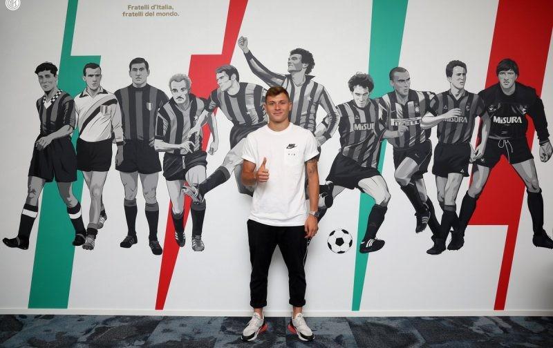 Inter seal Barella signing