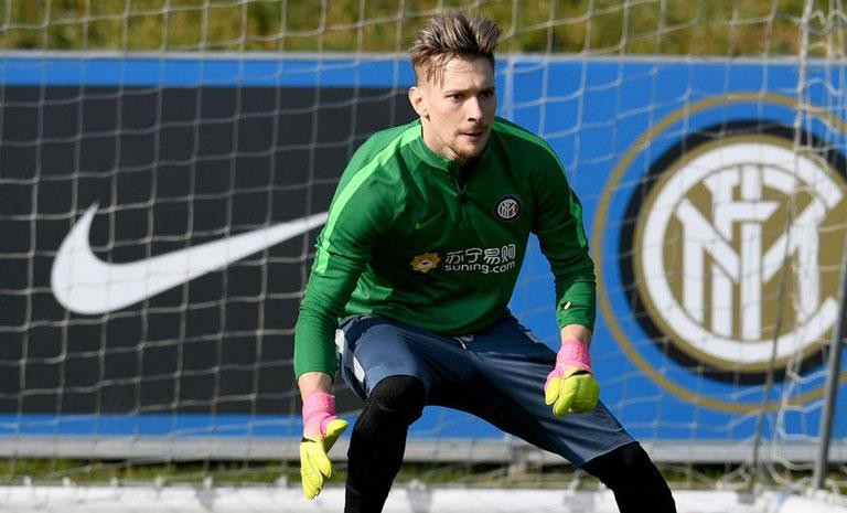 RADU SIGNS FOR INTER AND IS SUBSEQUENTLY LOANED OUT