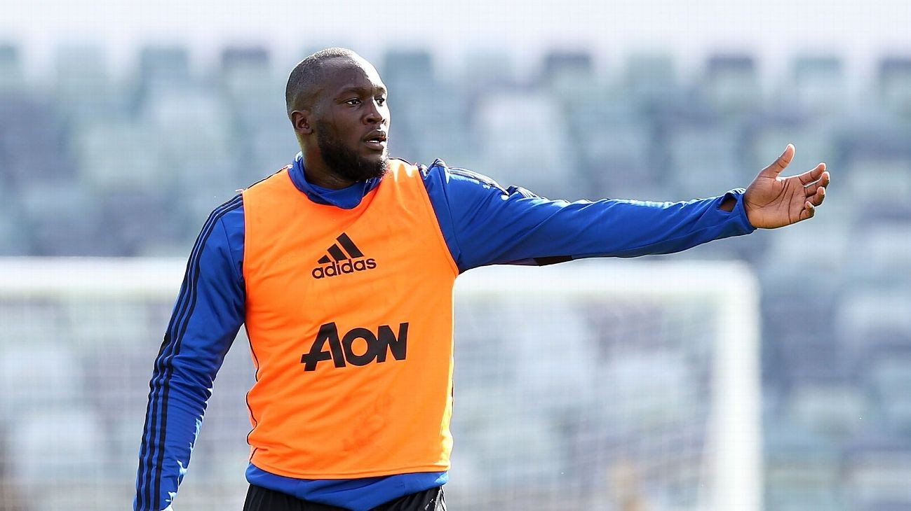 Sources: Man Utd hold out for bigger Lukaku fee