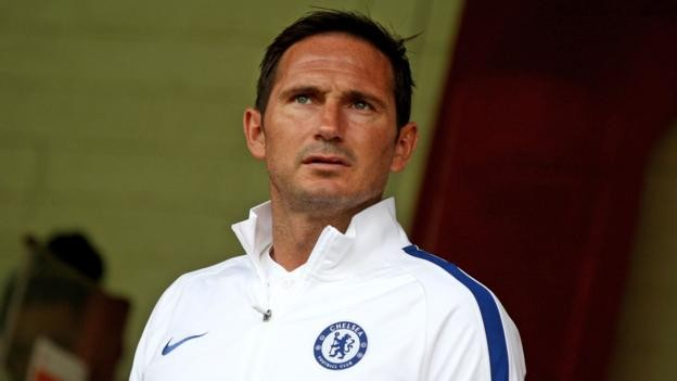 Frank Lampard: Ex-Chelsea midfielder the 'right person' says Olivier Giroud