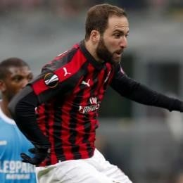 WEST HAM planning a move on HIGUAIN