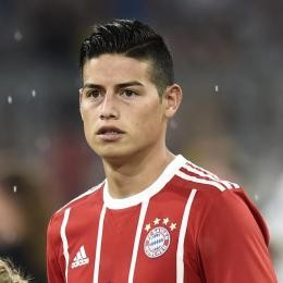 REAL MADRID speeding up on James RODRIGUEZ's handout to Napoli: a week's notice