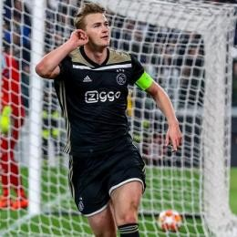 JUVENTUS - Done for DE LIGT: all the numbers around
