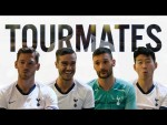 TOURMATES | SON, WINKS, VERTONGHEN AND LLORIS REVEAL ALL ABOUT THEIR TEAMMATES ON TOUR!