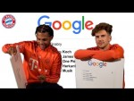 Why does Gnabry love One Piece? Google Autocomplete Challenge w/ Goretzka & Gnabry feat. Bellerín