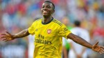 Eddie Nketiah hits brace as Arsenal beat Fiorentina on US pre-season tour