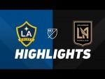 LA Galaxy vs. Los Angeles Football Club | HIGHLIGHTS - July 19, 2019