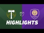Portland Timbers vs. Orlando City SC | HIGHLIGHTS - July 18, 2019