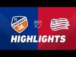 FC Cincinnati vs. New England Revolution | HIGHLIGHTS - July 21, 2019