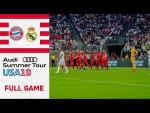 Full Match | FC Bayern - Real Madrid 3:1 | International Champions Cup 2019