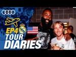 A golazo and NBA star James Harden in Houston | Tour Diaries EPISODE 4