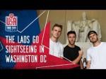 DOWNTIME IN D.C. | Arsenal squad take sightseeing trip around Washington