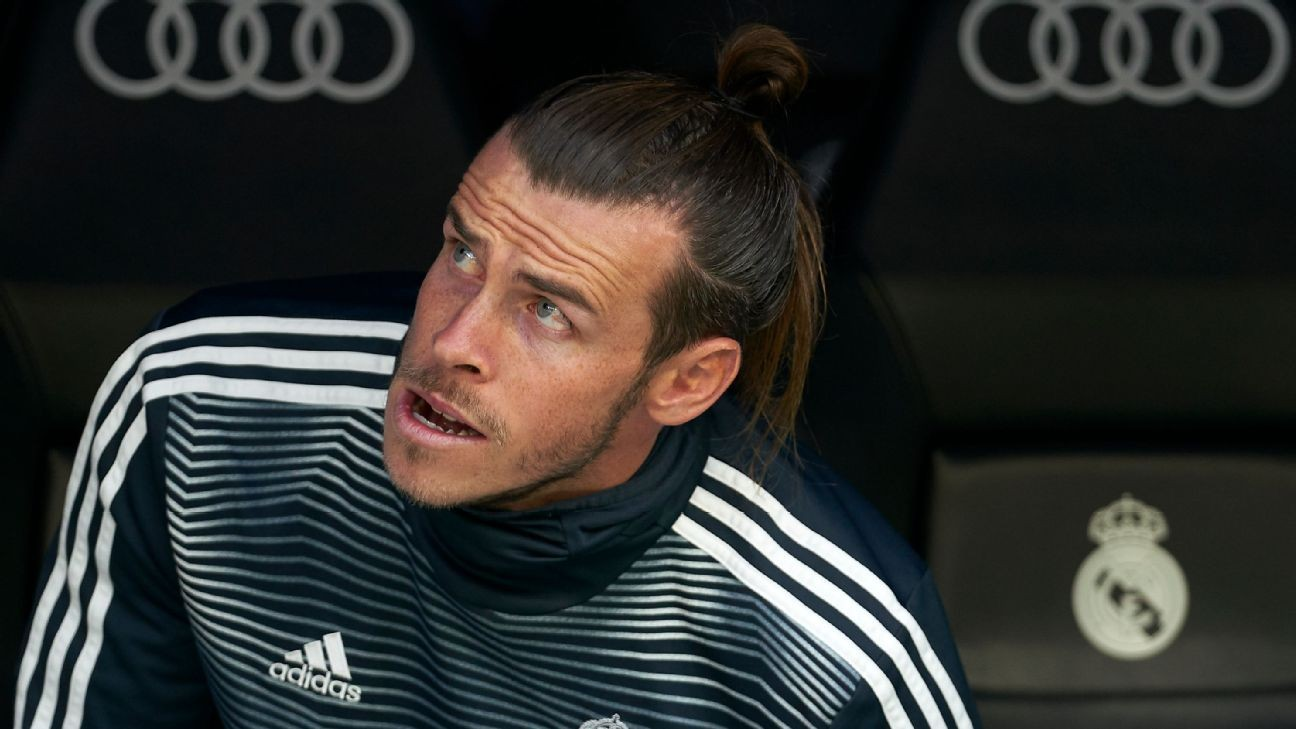 Zidane irritated about Bale golfing questions