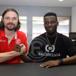 VIDEO: Fortuna Düsseldorf newboy Nana Ampomah 'happy' to sign for great club