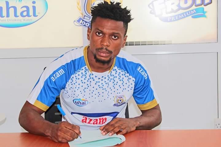 EXCLUSIVE: AshantiGold star Richard Dodji joins Tanzanian giants Azam FC