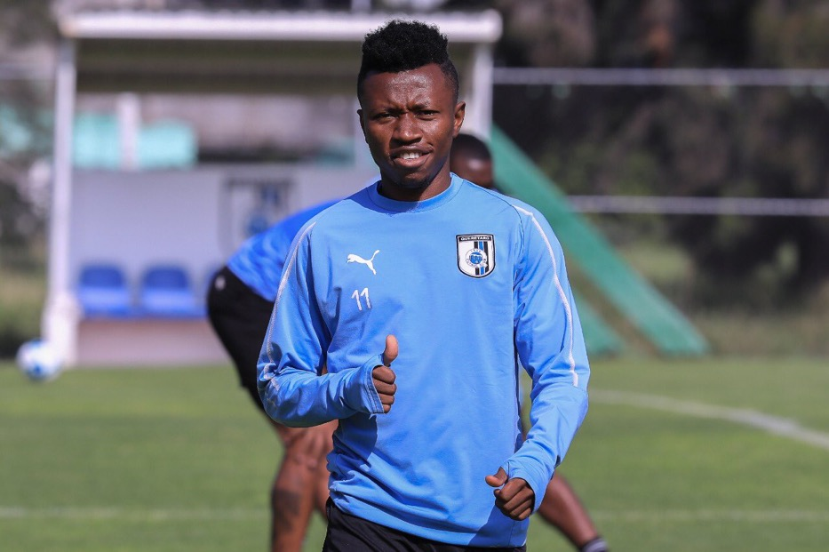 I'm working tirelessly for my debut Black Stars call up - Clifford Aboagye